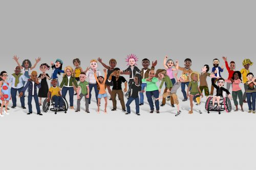 Microsoft's new Xbox avatars now available on Windows 10 PCs