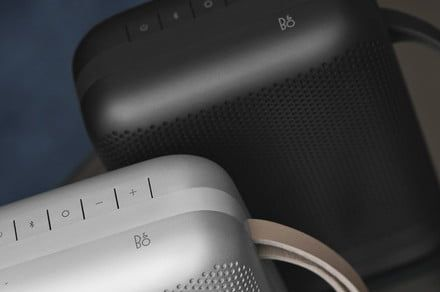 Bang & Olufsen's BeoPlay P6 packs portable power, access to your assistants