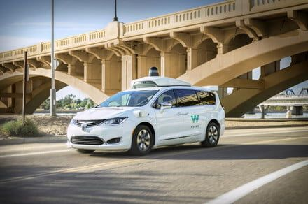 Waymo boosts robo-taxi plans with new service center in Arizona