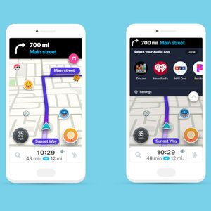 Waze adds support for another music streaming service on Android