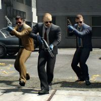 Designing highly replayable stealth levels for Payday 2