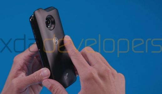 Android-Powered Moto Z3 Play Mid-Ranger Leaks With 5G Mod