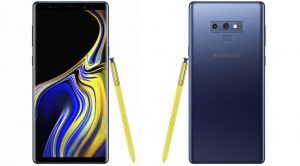 Report: Samsung Galaxy Note 9 Screen Is 'Visually Indistinguishable from Perfect'