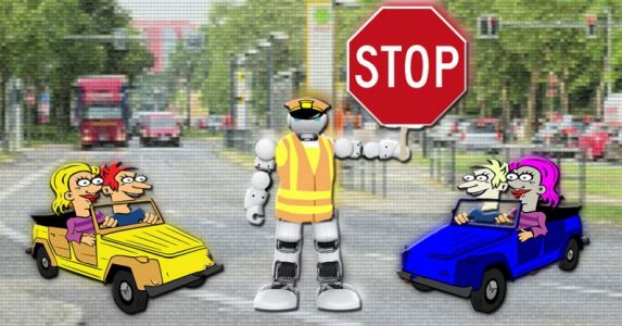 IBM files patent for AI-managed traffic lights