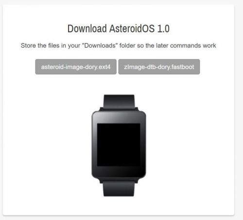 How To: Install Linux-Based AsteroidOS Over Google's Wear OS
