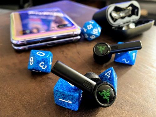 Razer's Hammerhead True Wireless earbuds just got a huge update