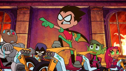 Teen Titans Go! To The Movies Review: It's Deadpool For Kids