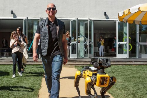 Jeff Bezos is launching a new conference dedicated to AI, optimism, and Amazon