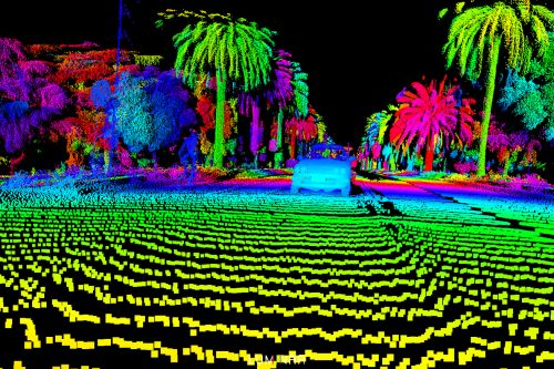 Volvo's self-driving cars are getting new laser sensors to see the world