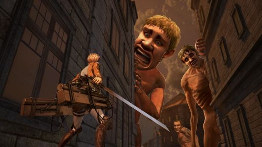 Attack on Titan 2 is coming to Xbox One and PC
