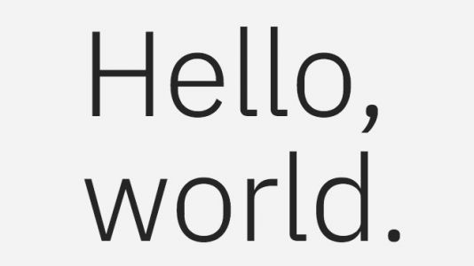 IBM ditches $1m annual Helvetica bill with new font