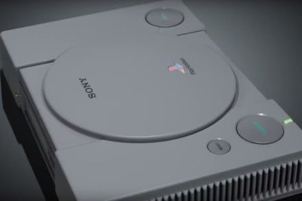 PlayStation Classic arrives this December with 'Final Fantasy VII' in tow