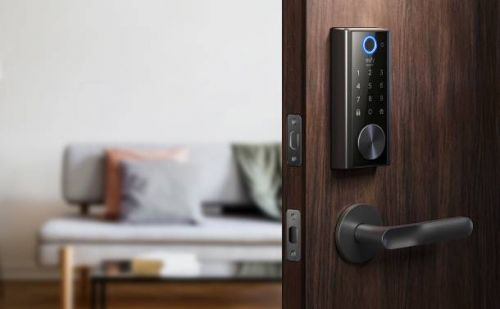 Save $30 on a stunning smart lock you can unlock with a fingerprint