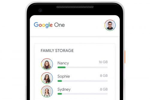 Google Drive's expanded One plans are available to anyone in the US