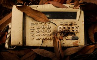 'Stop buying fax machines', the government tells NHS