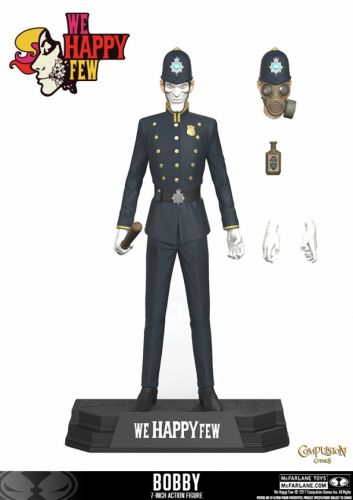 We Happy Few Bobby Action Figure Coming To Oppress Your Other Action Figures