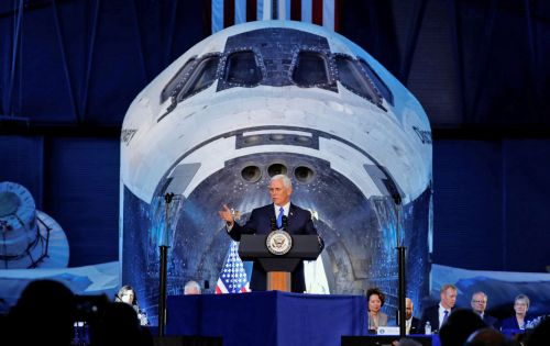 Mike Pence's space council is big on business, small on science