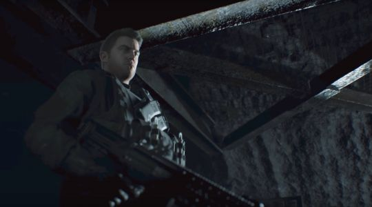 'Resident Evil 7' DLC trailer offers the first look at Chris Redfield