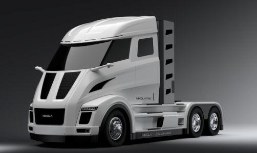 Nikola and Bosch team on powertrain design for hydrogen electric long-haul trucks