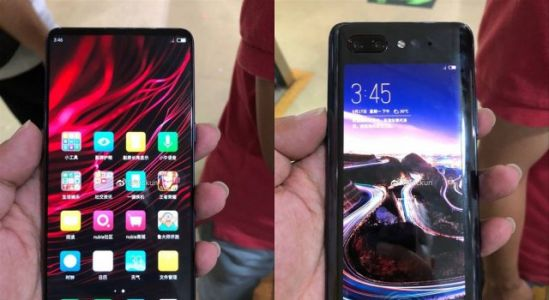 Nubia Dual-Screen Phone Leaked in a Spy Photo Again