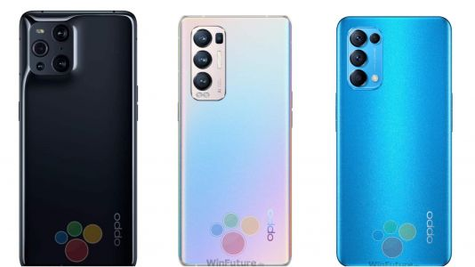 OPPO Find X3 Pro, Lite & Neo Specs Detailed; More Images Leak
