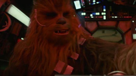 Chewbacca Punches a Porg in New TV Spot For STAR WARS: THE LAST JEDI