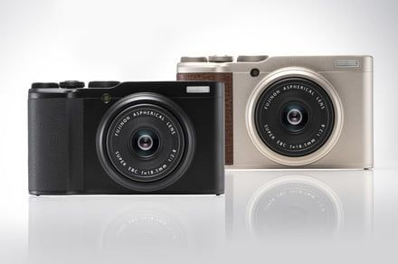 Fujifilm XF10 is a premium compact camera aimed at smartphone generation