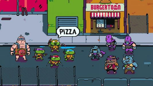 Publisher Of VVVVVV And Cave Story Has A Vision For An 8-Bit TMNT Game