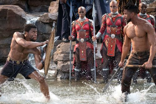 BLACK PANTHER Is The MCU's Most Meaningful Film - One Minute Movie Review