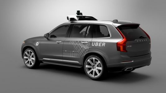 Uber just ordered 24,000 self-driving cars from Volvo