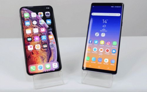 IPhone XS Max destroys Galaxy Note 9 in first real-life speed test
