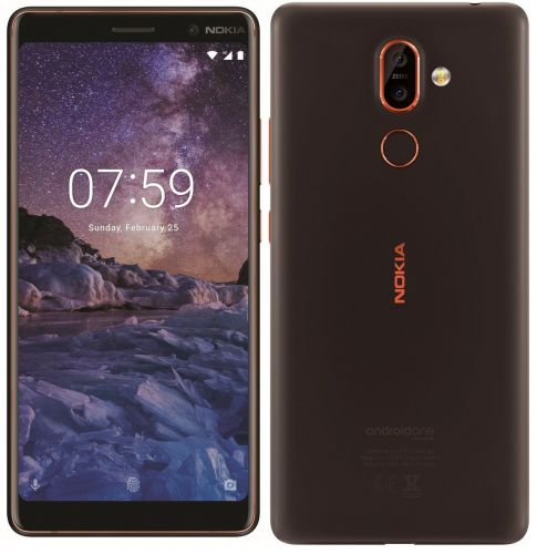 New official-looking Nokia 7 Plus image leaks again in the run-up to MWC 2018