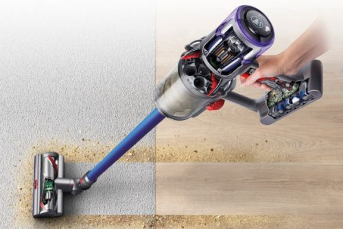 Dyson's V11 breaks new ground with increased power and an LCD display