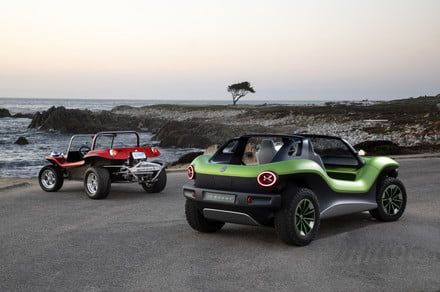 Beach to Baja: Dune buggies in the news from VW ID concept to McQueen's Manx