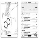 New Samsung Patent Hints At Selfie Cameras Behind Screen Panels