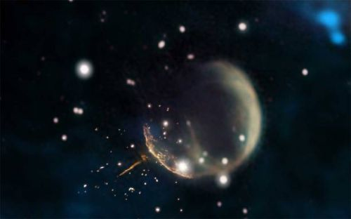 NASA's Fermi clocks Galactic Speedster Pulsar