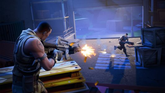 PS4 and Xbox One cross play silently enabled in Fornite