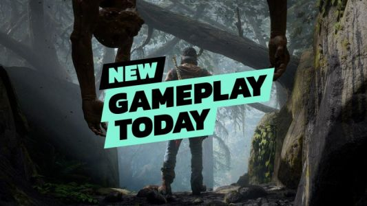 New Gameplay Today - Days Gone