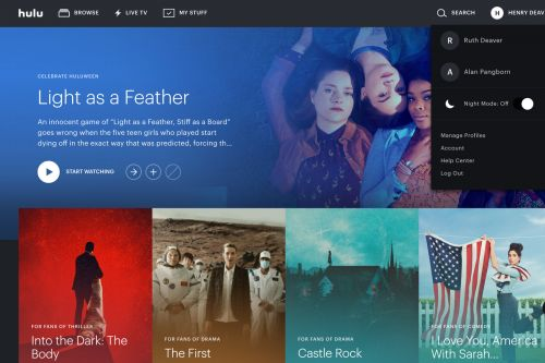 Hulu plans to move some channels from its live TV service back to on-demand