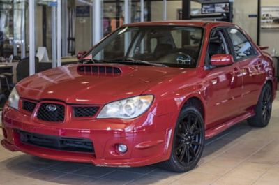 'Baby Driver' Subaru WRX sells for nearly $70,000 at auction