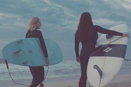Unique film 'The Ocean Doesn't Care' follows surfers through New York waters