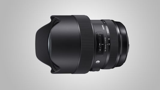 Sigma launches near 'zero distortion' 14-24mm f/2.8 DG HSM lens