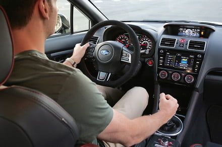 How to drive stick in a manual transmission car