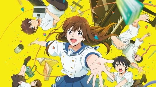Funimation Drops a New Trailer for the Anime Film SING A BIT OF HARMONY
