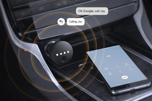 Anker's Roav Bolt brings Google Assistant to your car's 12V socket, even with an iPhone