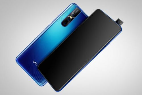 It's official: Vivo packed the notch-free V15Pro with a 32MP pop-up camera