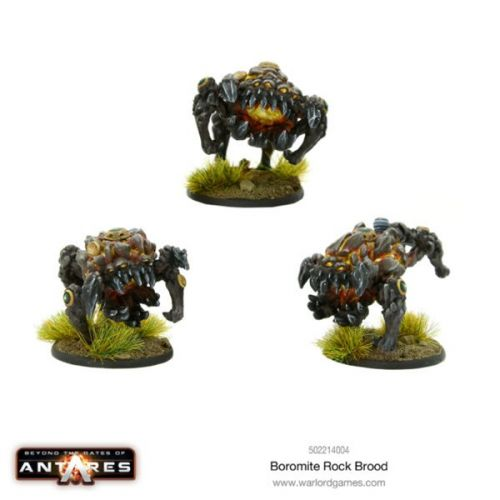 New Beyond the Gates of Antares and Hail Caesar Releases Available from Warlord Games