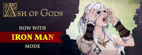 Daily Deal - Ash of Gods: Redemption, 35% Off