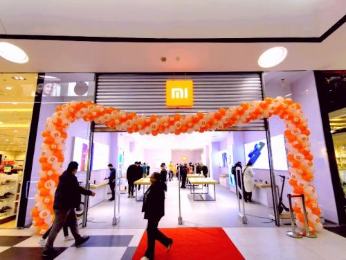 Xiaomi opens a new Mi Store in Romania