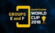 Smartphone World Cup: Groups E and F